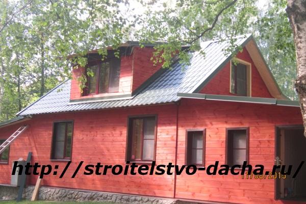 Реконструкция крыши: монтаж кровли и утепление